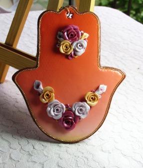 Hamsa vintage style